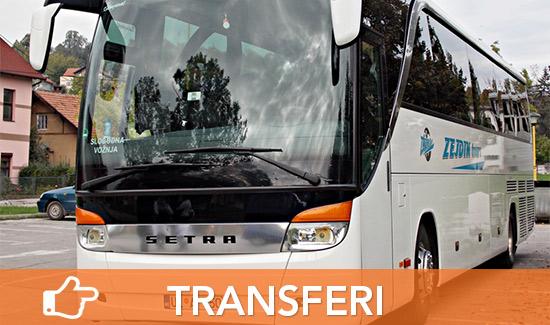 Transfer in Montenegro